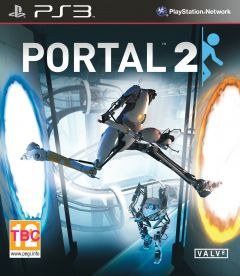 Jaquette de Portal 2 PlayStation 3