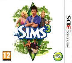 Jaquette de Les Sims 3 Nintendo 3DS