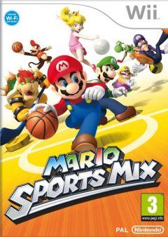 Jaquette de Mario Sports Mix Wii