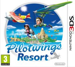 Jaquette de Pilotwings Resort Nintendo 3DS
