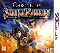 Jaquette de Samurai Warriors Chronicles Nintendo 3DS