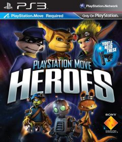 Jaquette de PlayStation Move Heroes PlayStation 3