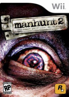 Jaquette de Manhunt 2 Wii