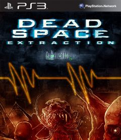 Jaquette de Dead Space Extraction PlayStation 3