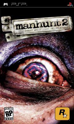 Jaquette de Manhunt 2 PSP