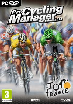 Jaquette de Pro Cycling Manager Saison 2010 : Le Tour de France PC