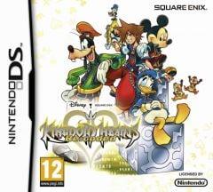 Jaquette de Kingdom Hearts Re:coded DS