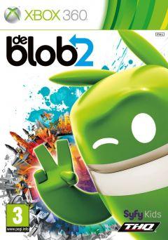 Jaquette de de Blob 2 Xbox 360