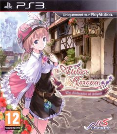 Atelier Rorona : The Alchemist of Arland (PS3)