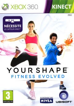 Jaquette de Your Shape : Fitness Evolved Xbox 360