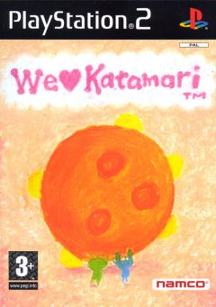 Jaquette de We Love Katamari PlayStation 2