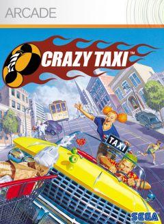 Jaquette de Crazy Taxi Xbox 360
