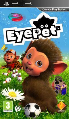 Jaquette de EyePet PSP PSP