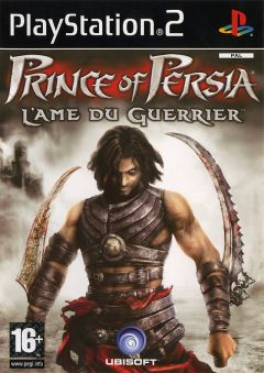 Jaquette de Prince of Persia : l'Âme du Guerrier PlayStation 2