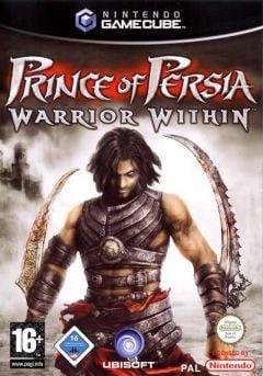 Jaquette de Prince of Persia : l'Âme du Guerrier GameCube