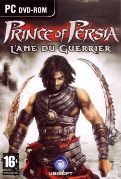 Jaquette de Prince of Persia : l'Âme du Guerrier PC