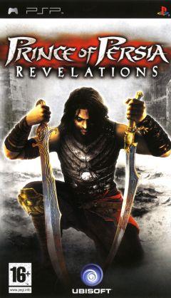 Jaquette de Prince of Persia : l'Âme du Guerrier PSP