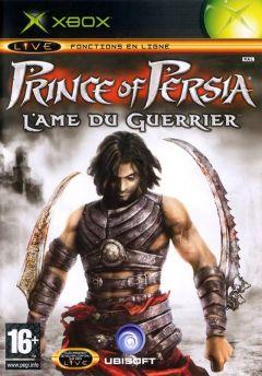 Jaquette de Prince of Persia : l'Âme du Guerrier Xbox