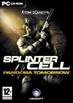 Jaquette de Splinter Cell : Pandora Tomorrow PC