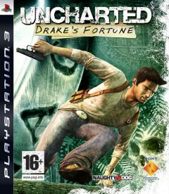 Jaquette de Uncharted : Drake's Fortune PlayStation 3