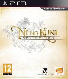Jaquette de Ni No Kuni : La Vengeance de la Sorcière Céleste PlayStation 3
