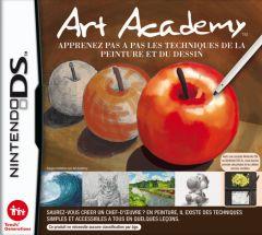 Jaquette de Art Academy DS