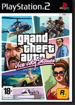 Jaquette de Grand Theft Auto : Vice City Stories PlayStation 2