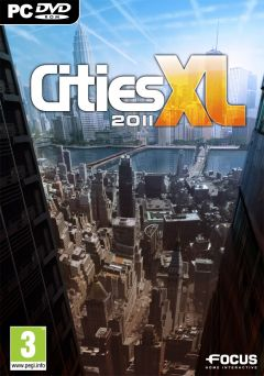 Jaquette de Cities XL 2011 PC