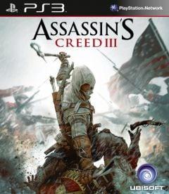 Jaquette de Assassin's Creed III PlayStation 3