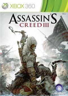 Jaquette de Assassin's Creed III Xbox 360