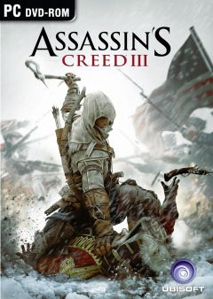 Jaquette de Assassin's Creed III PC