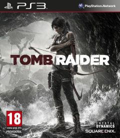 Jaquette de Tomb Raider PlayStation 3