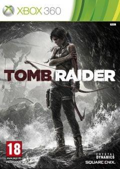 Jaquette de Tomb Raider Xbox 360