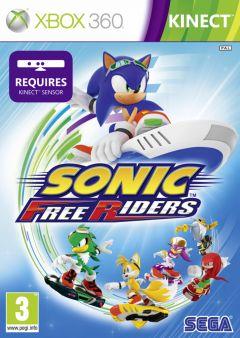 Jaquette de Sonic Free Riders Xbox 360