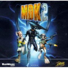 Jaquette de MDK 2 PC