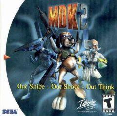 Jaquette de MDK 2 Dreamcast