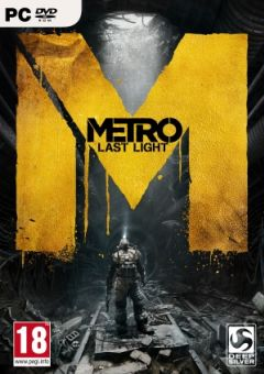 Jaquette de Metro : Last Light PC