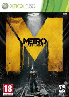 Jaquette de Metro : Last Light Xbox 360