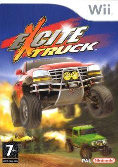 Jaquette de Excite Truck Wii