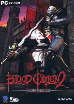 Jaquette de Legacy of Kain : Blood Omen 2 PC