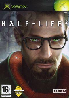 Jaquette de Half Life 2 Xbox