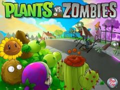 Jaquette de Plantes Vs Zombies PC