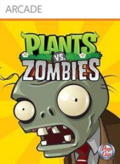 Jaquette de Plantes Vs Zombies Xbox 360