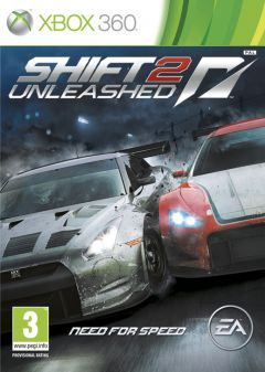 Jaquette de Shift 2 : Unleashed Xbox 360