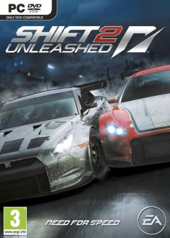 Jaquette de Shift 2 : Unleashed PC