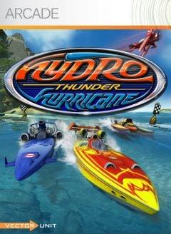 Jaquette de Hydro Thunder Hurricane Xbox 360