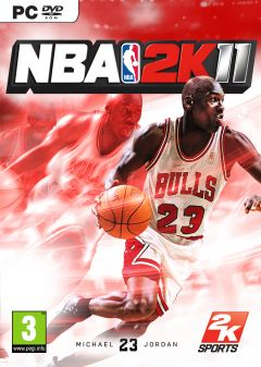 Jaquette de NBA 2K11 PC
