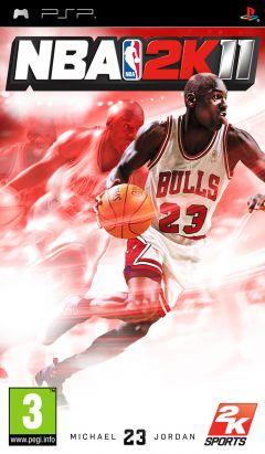 Jaquette de NBA 2K11 PSP