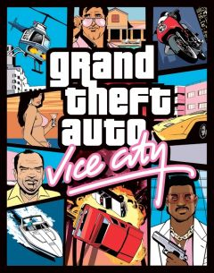 Jaquette de Grand Theft Auto : Vice City PlayStation 3