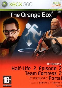 Jaquette de Half Life 2 : Episode Two Xbox 360
